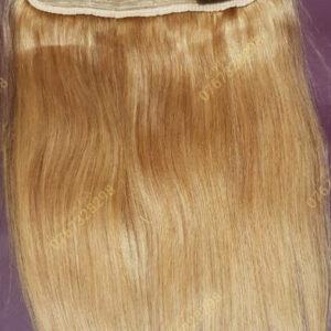 light blond clip in hair extension sri lankas
