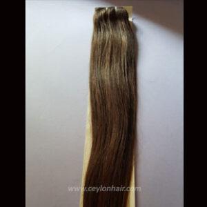 Dark brown hair wefts sri lanka