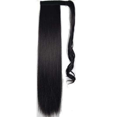Pony tail hair extensions in Sri Lanka